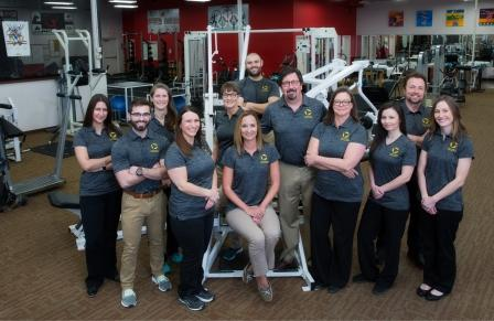 sports medicine & training center staff - physical therapy - training - st. louis